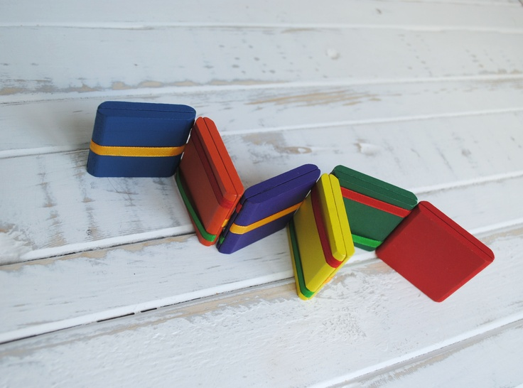 Jacob's Ladder by katarinaspaperi: A Jacob's ladder is a folk toy consisting