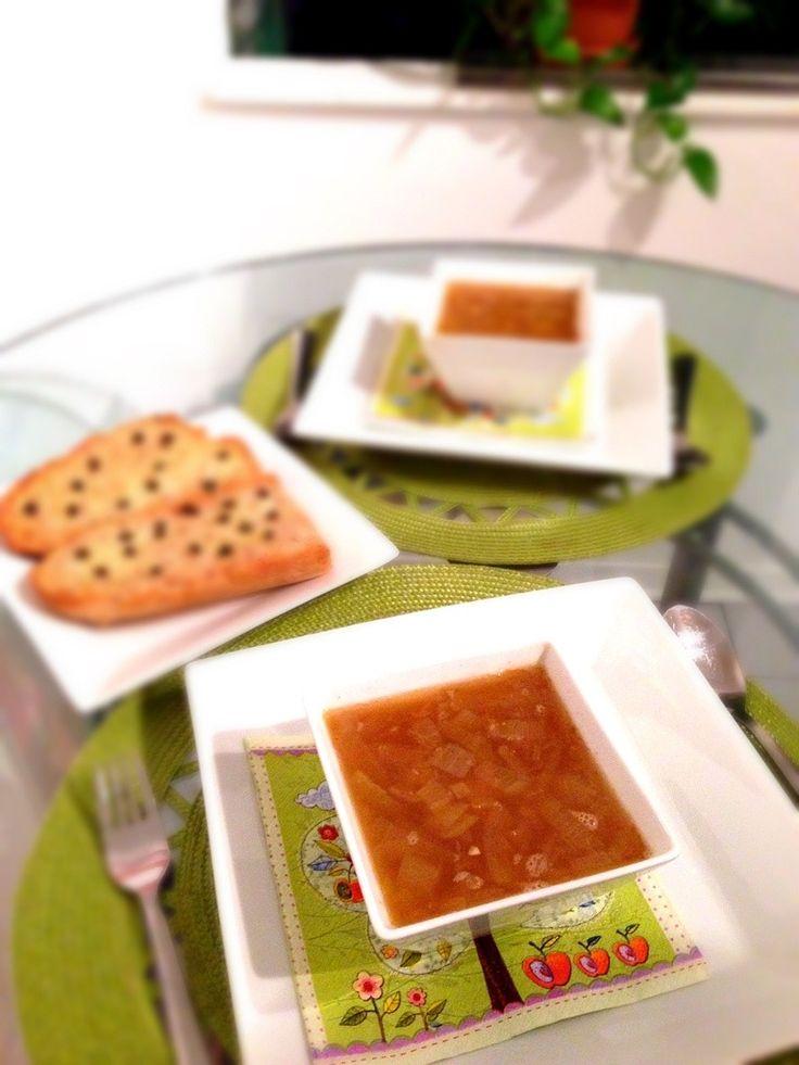 Corona-Cumin Onion Soup