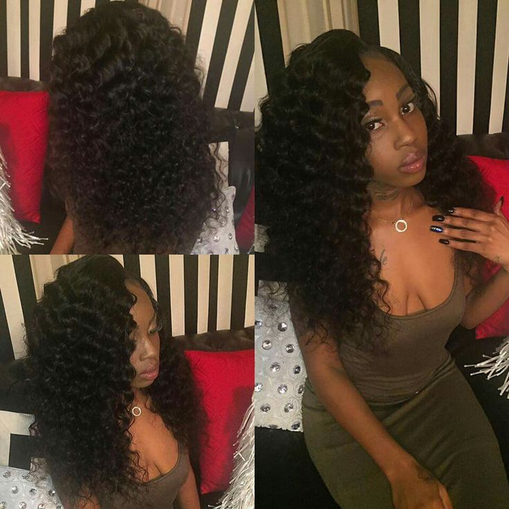 Wet And Wavy Bob Lace Front Wig