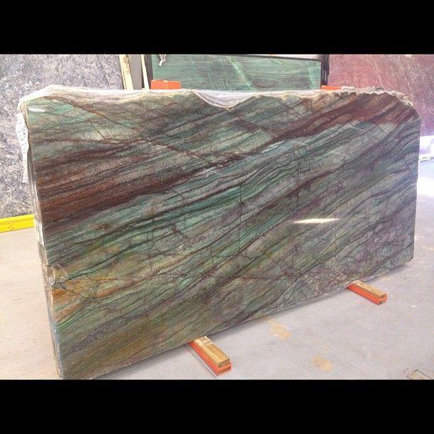 Botanic Green Quartzite Slab #quartzite #slab #warehouse #naturalstone #natural #stone