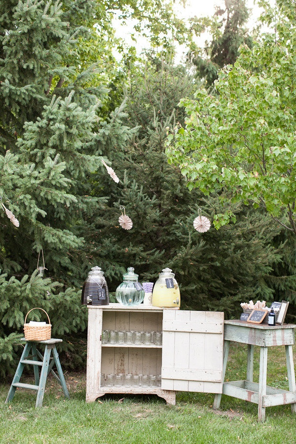 Wisconsin Backyard Wedding from Heather Cook Elliott