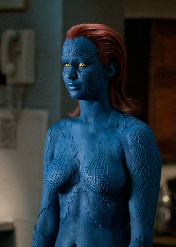 X-Men Jennifer Lawrence Mystique