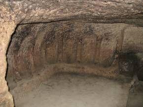 Kaymakli. Подземный город Каймайклы (Каппадокия, Турция)