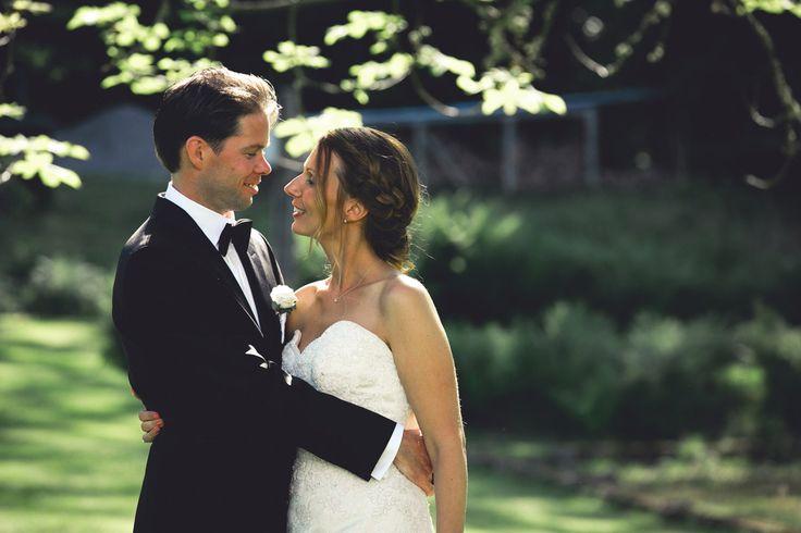 Bröllopsfotograf Ljungskile