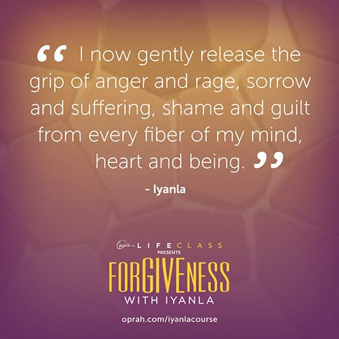 Forgiveness and guilt
