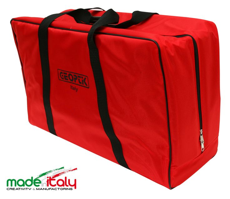 #30A046  Padded Bag for LXD 200    Lenght 	670 mm Width 	250 mm Height 	410 mm Weight 	1 Kg.