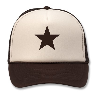 Dipper's Brown Star Hat from the hit children's cartoon, Gravity Falls!  $15.25 eachTrucker Hats, Gift Ideas, Nylons Mesh, Endangered Animal, Annual Revenue, Casual Cowgirls, Cowboy Hats, Mesh Hats, Karate Kicks