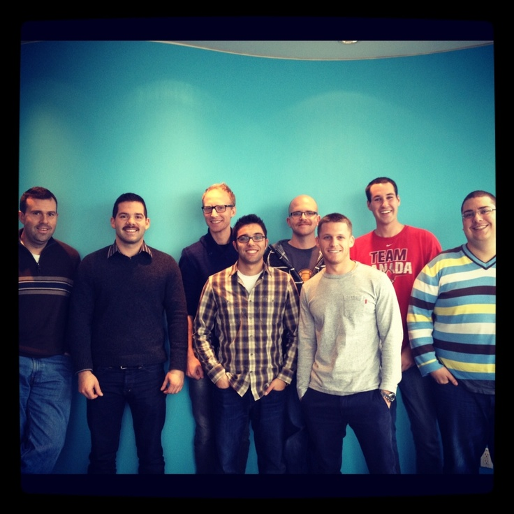 Outrider's Movember Team