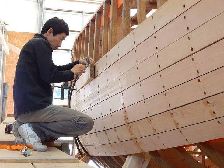 DSCN5240 | par Northwest School of Wooden Boatbuilding