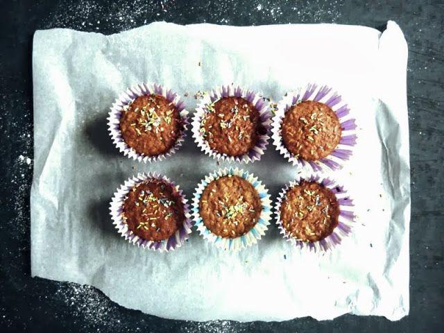 Jablkové muffiny s ovesnými vločkami | Jane at home