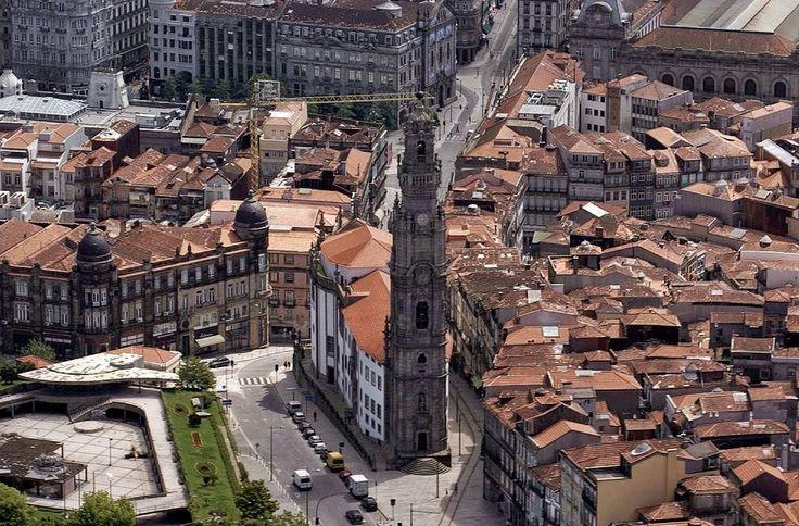 Porto, Potugal ▓ Torre dos Clérigos