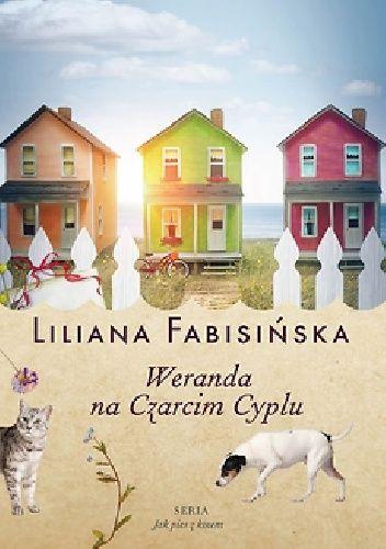 Okładka książki Weranda na Czarcim Cyplu
