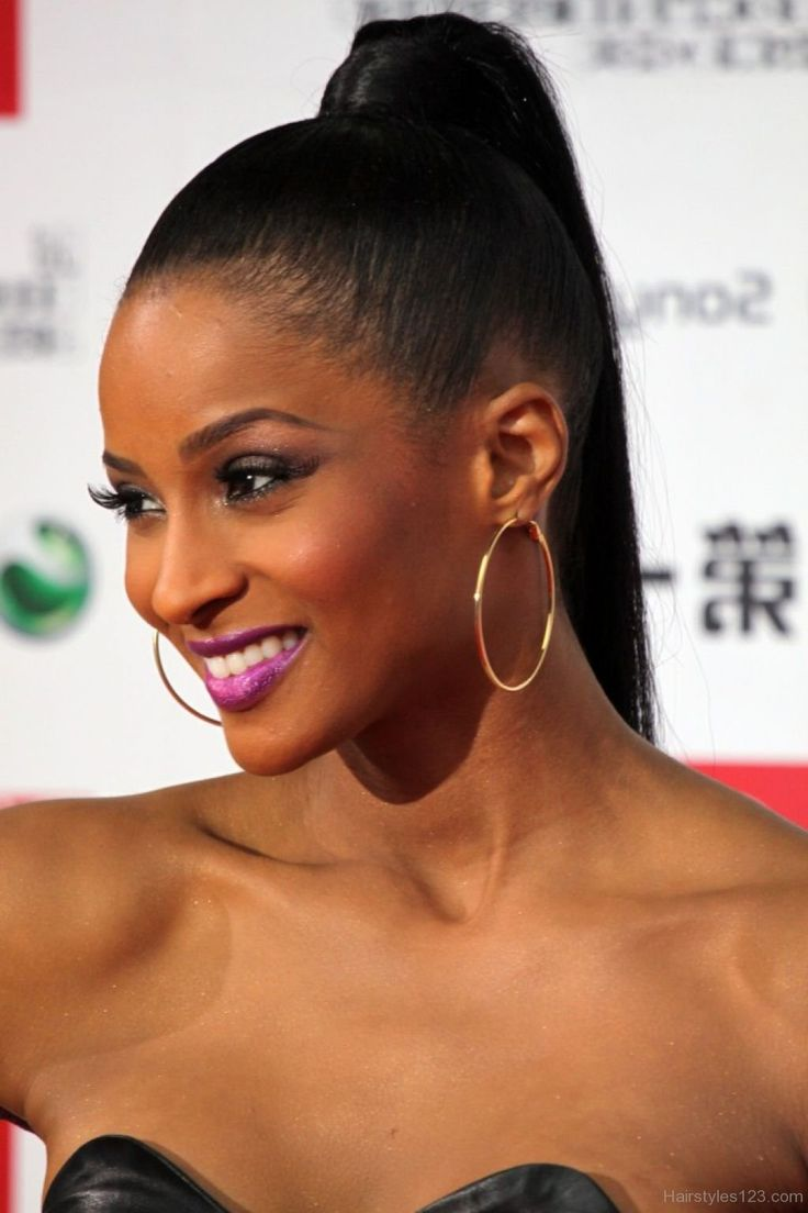 best 25+ black ponytail hairstyles ideas on pinterest | ponytails