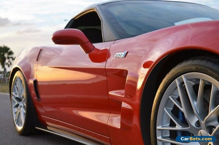 2010 Chevrolet Corvette ZR1 Coupe 2-Door #chevrolet #corvette #forsale #unitedstates