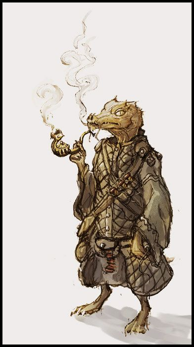 kobold grenadier by WanderingInPixels on deviantART