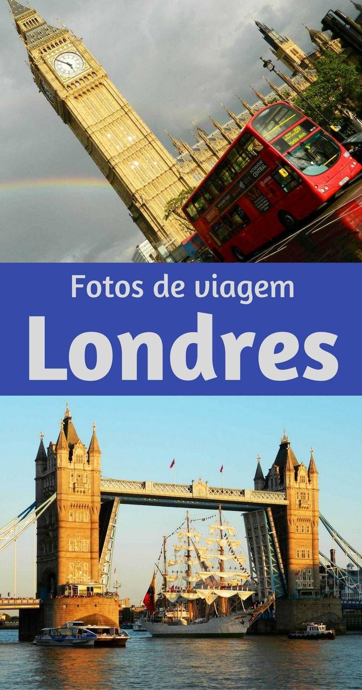 Fotos de Viagem por Londres; veja lindas imagens da capital da Inglaterra em um roteiro por suas principais atrações turísticas, como o Big Ben, a Tower Bridg, o Palácio de Buckingham, o Castelo de Windsor e mais.