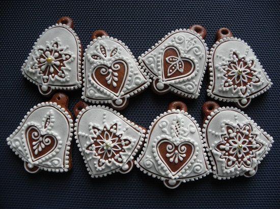 Bells of gingerbread