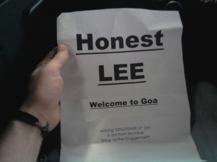 welcome to goa