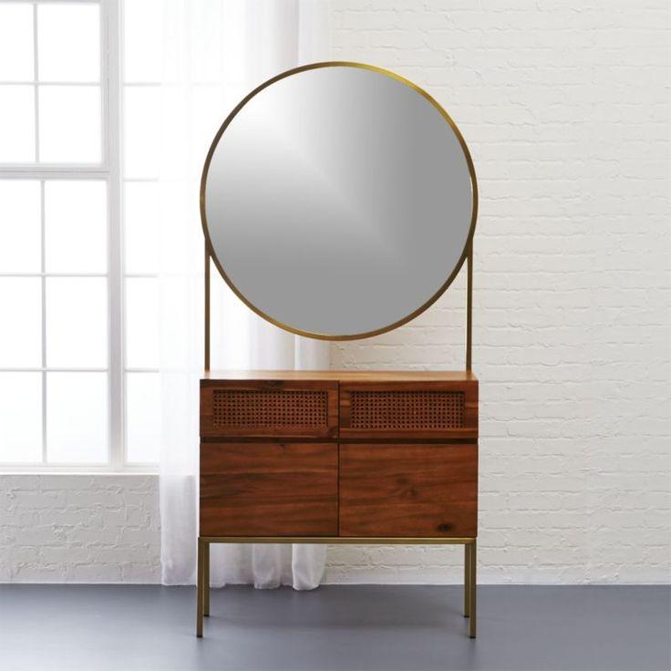 Pleasing Cb2 Vanity Table Loris Decoration Inzonedesignstudio Interior Chair Design Inzonedesignstudiocom