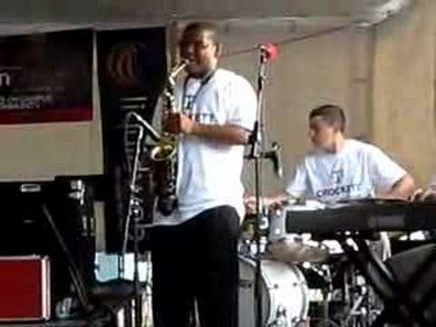 Herb Scott and the Nu-Jazz Collective at East Lansing Jazz Festival - Uploaded on Jun 25, 2008