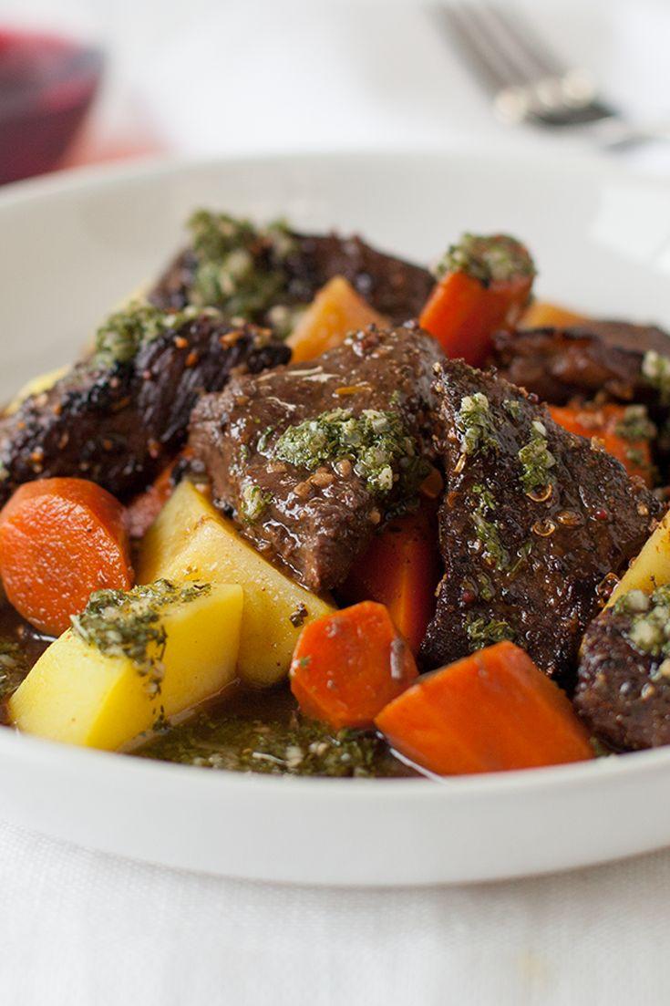 #Epicure Paris Bistro Beef Ragout #glutenfree