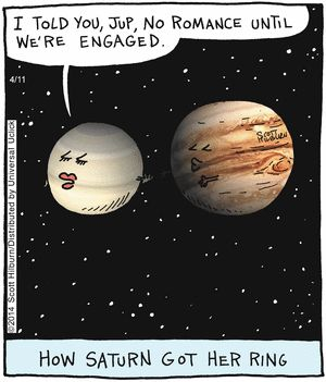 The Argyle Sweater Comic Strip, April 11, 2014 on GoComics.com