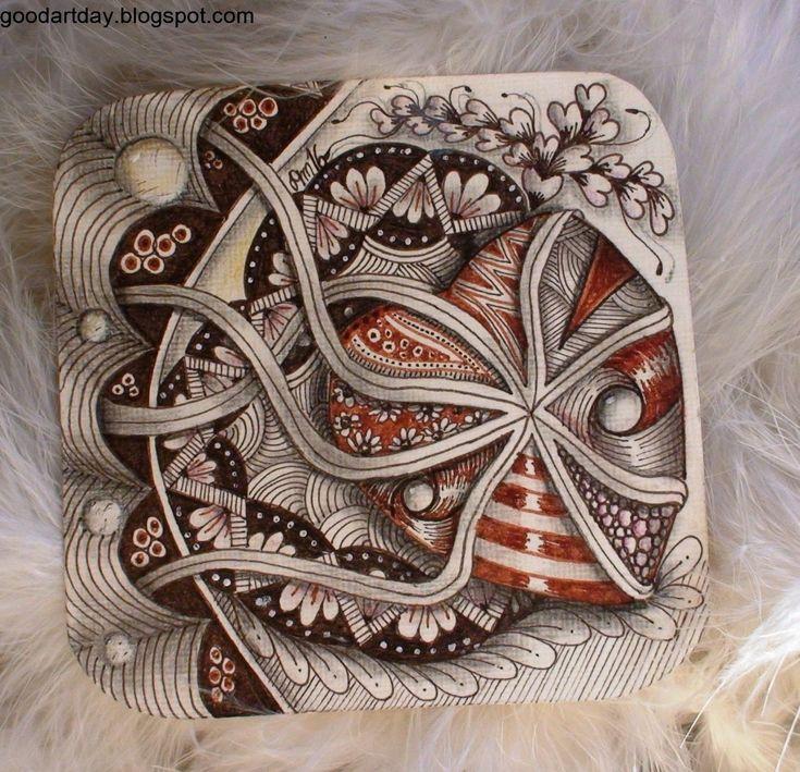 hand paint jewel, earrings, zentangle, doodle, art ζωγραφισμένα κοσμήματα, χειροποίητα κοσμήματα