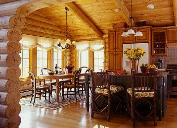 The Ideas Log Cabin Interior Design