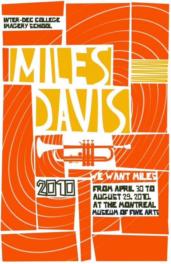 Saul Bass inspiration: Miles Davis, Saul Bass, Posters Design, Boxes Design, Graphics Design, Design Art, Film Posters, Mid Century Design, Concerts Posters