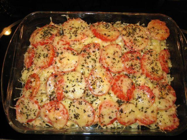 Kirjolohi-tomaattilaatikko - Kotikokki.net - reseptit