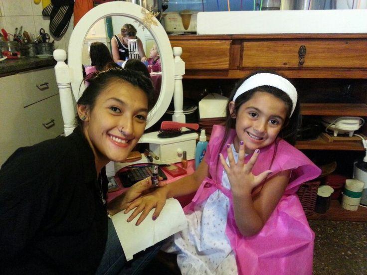 Super spa de Princesas por Sweet Treats