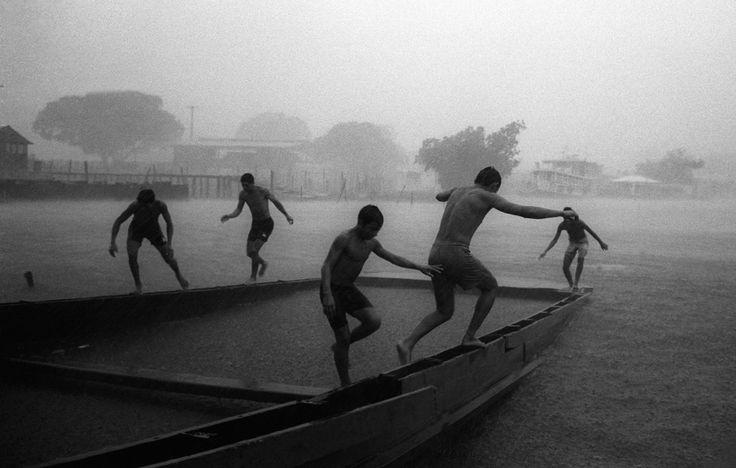 Pedro Martinelli fotógrafo, Amazônia