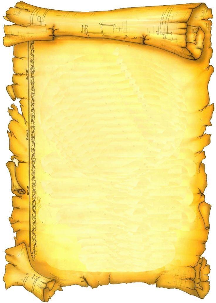 Resultado de imagen para caratulas bonitas en pergaminos