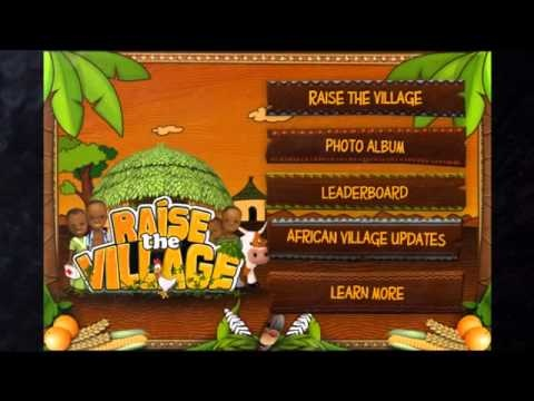 Fun to play and great idea, with tangible benefits in helping impoverished villages in Africa.
