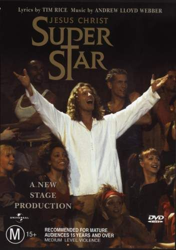 Jesus Christ Superstar  my favourite musical ever, especially this version :)