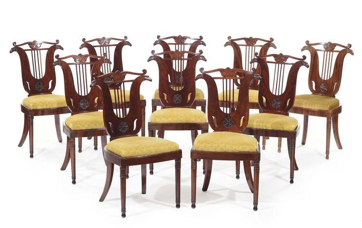 78 idee su sedie per la sala da pranzo su pinterest for Nuovo stile coloniale in inghilterra