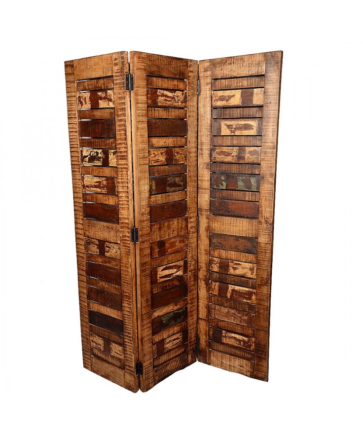 Ironwood - Wood Screen Divider | Home Office Furniture - Easterly
