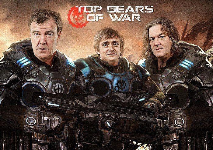 Top Gears of War. #TopGear