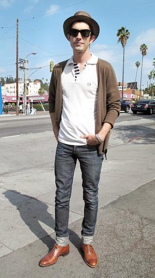 Узкие джинсы рубашка стиль винтаж
