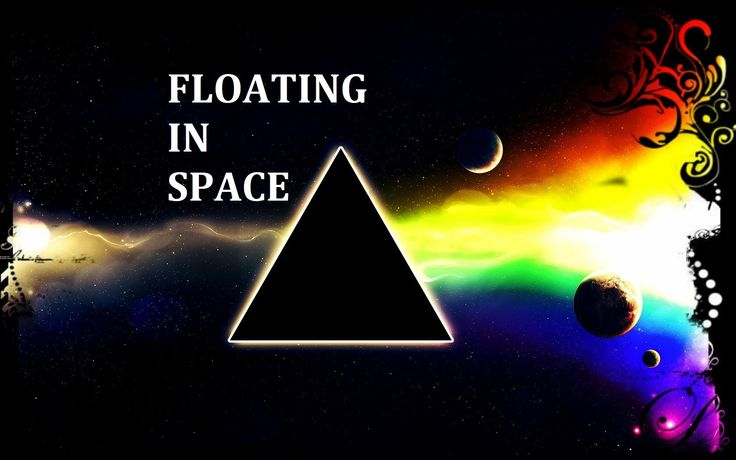 Pink  Floyd Tribute Floating In Space