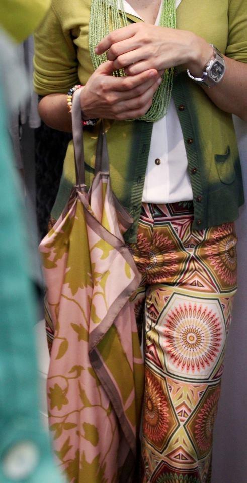 Ethnic Fusion --- Maliparmi
