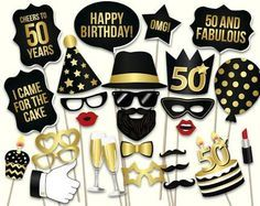 50th Birthday Party Ideas For Men Google Search