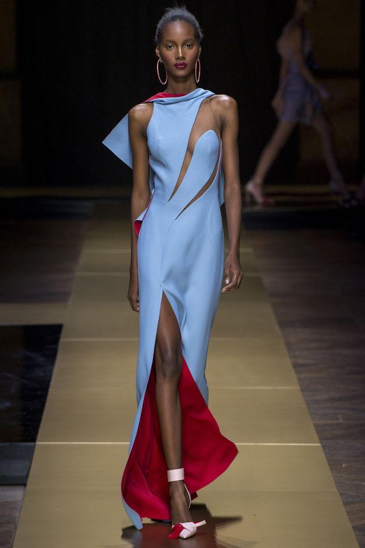 Atelier Versace Fall 2016 Couture Fashion Show - Tami Williams (Elite)