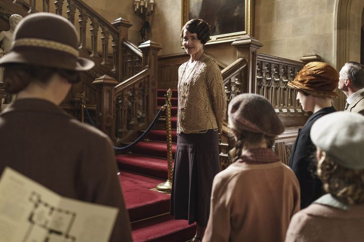 Where is Downton Abbey filmed? Highclere Castle and Bampton in Oxfordshire
