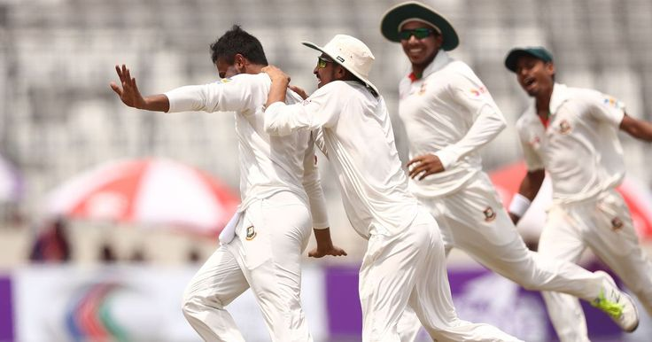 'Test cricket, you beauty': Twitter reacts to Bangladesh's historic win against Australia