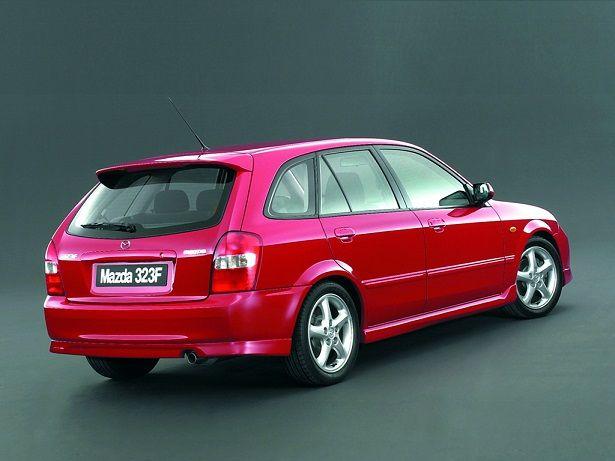 Mazda 323 F (2000 – 2003).