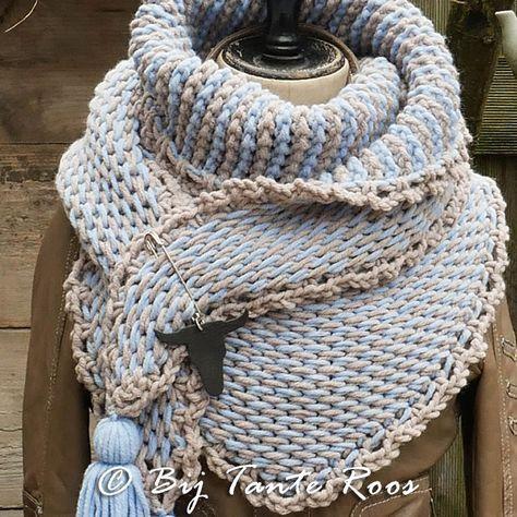 Hoe haken we de Pingo Crochet Rose sjaal? In dit filmpje leggen we het stap voor stap uit. Het haakpakket kan je hier vinden;haakpakket Pingo Tunisian Crochet Rose sjaal Losse bollen Pingo Dream kan je hier vinden;Pingo Dream