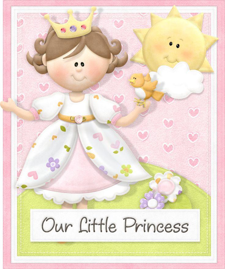 Открытку, доброго дня маленькой принцессе открытки