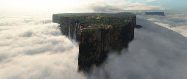 Гора Рорайма в Южной Америке: Feel Good Inc.