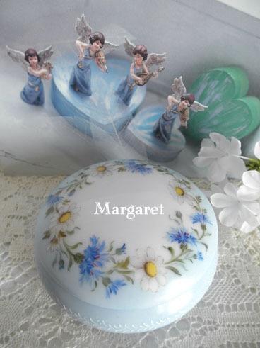 ポーセリンペイント・マーガレットの絵の具箱・Ⅱ